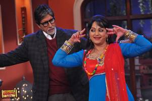 Comedy Nights with Kapil, Amitabh Bachchan episode on 6 April 2014